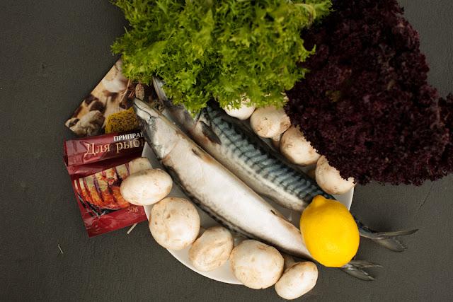 Для рыбы на мангале понадобится
