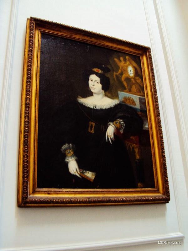 Retrato de la Condesa de Gavía