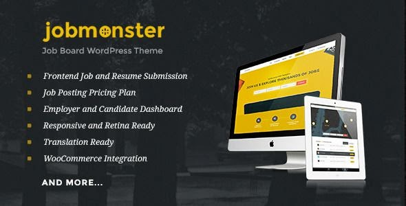 Best Job Board WordPress Theme