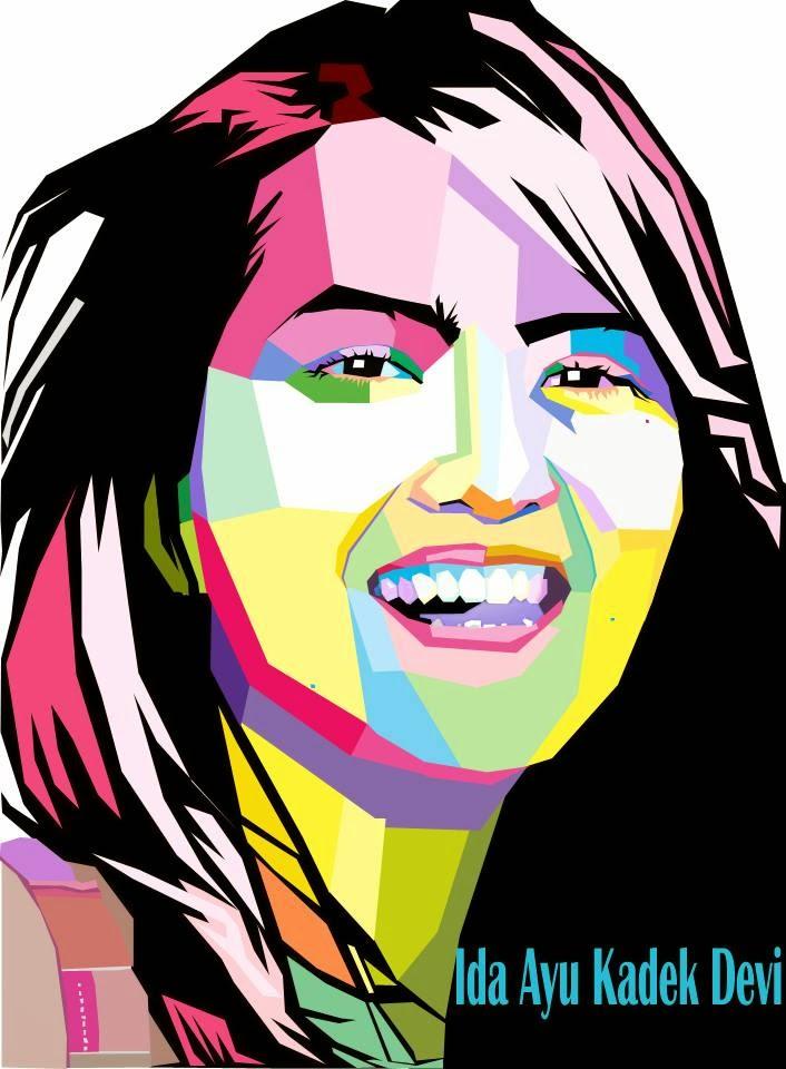 WPAP Ida Kadek Devi artis Indonesia