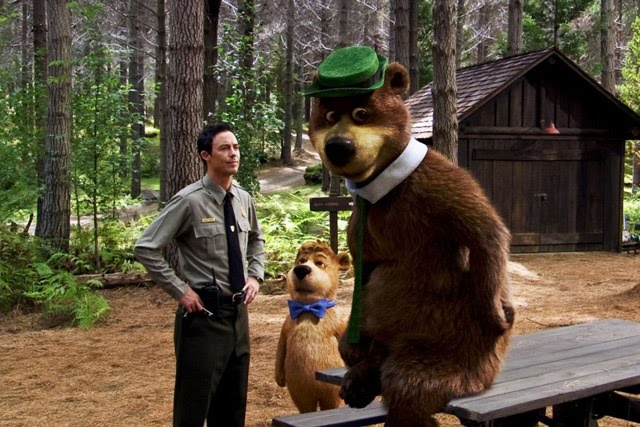 Yogi Bear, Photograph