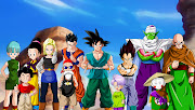 Dragon Ball Af Wallpaper 3d