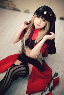 Shirayuki Himeno Cosplay as Velvet from Odin Sphere