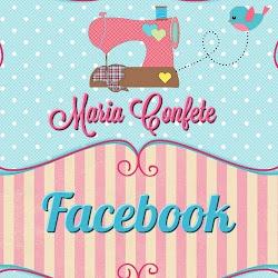Maria Confete está no Facebook