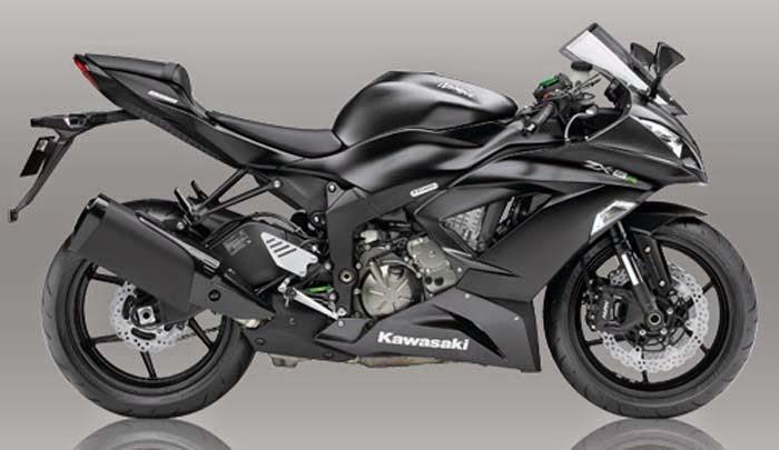 harga Kawasaki Ninja ZX-6R