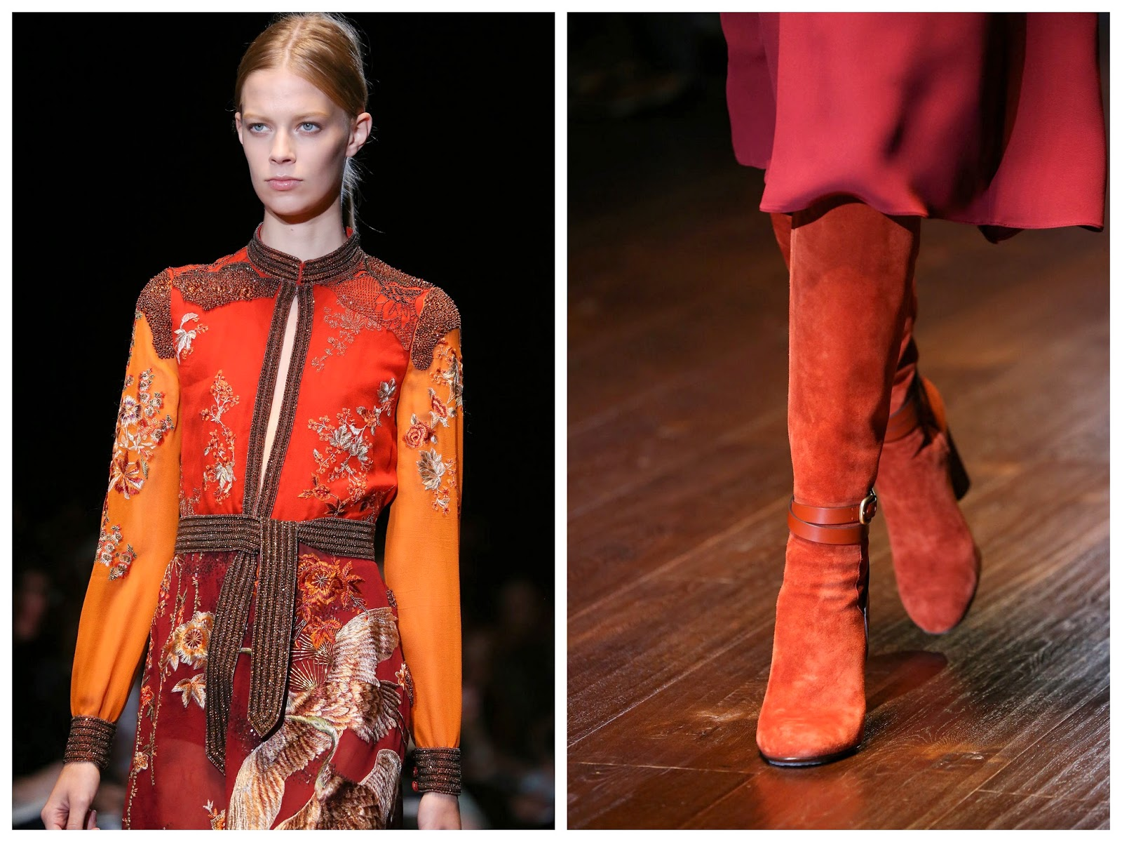 gucci,summer 2015,été 2015,seventies,milan fashion week