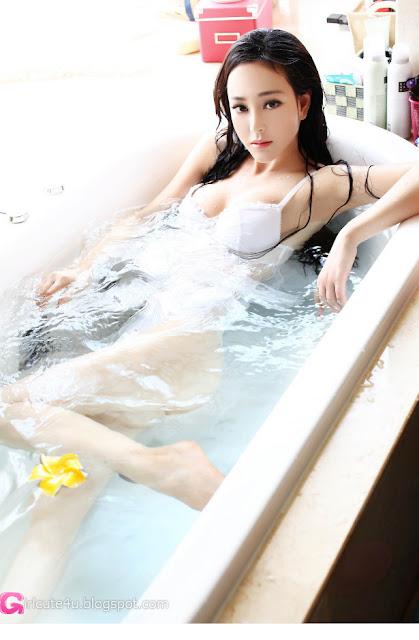 2 Liu - White-Very cute asian girl - girlcute4u.blogspot.com
