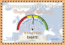 Miembro de European ROS Club
