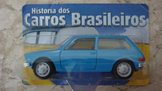 miniatura de Brasilia enferrujada