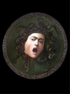 Medusa Murtola_Caravaggio