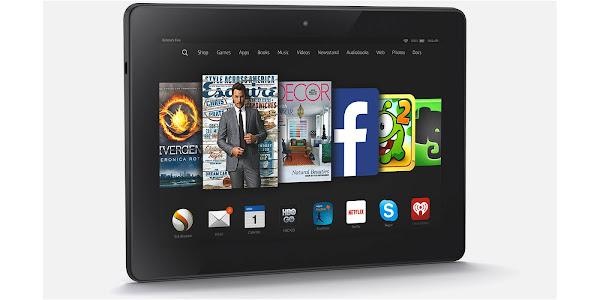 Amazon Fire HDX 8.9 (2014)