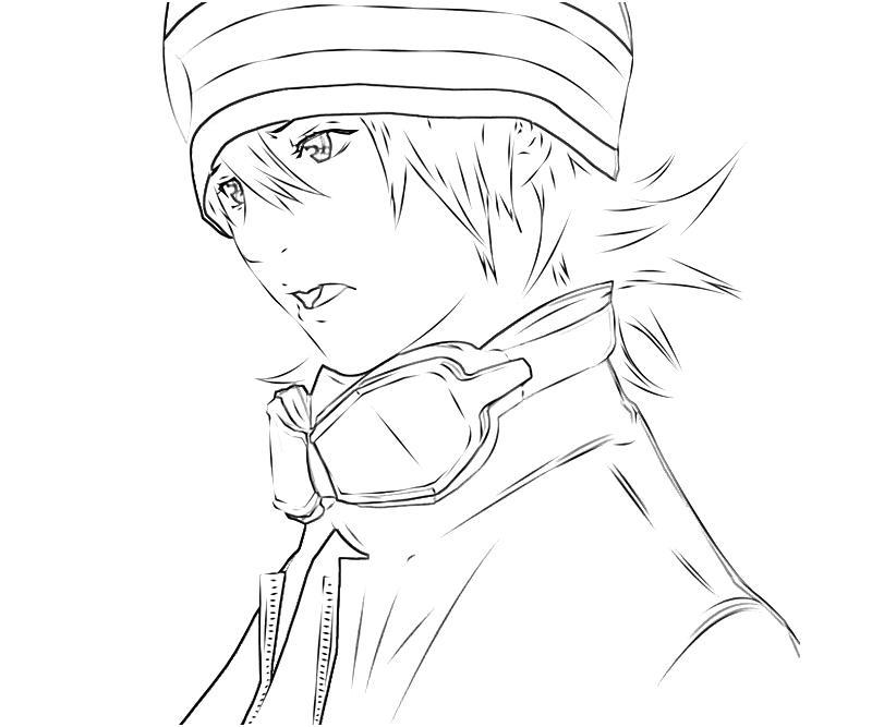 printable-air-gear-mikan-noyamano-character_coloring-pages-2