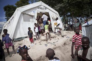 unicef na haiti