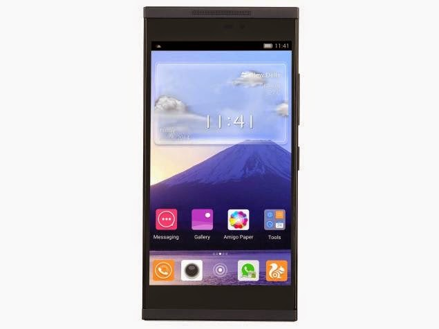 Gionee GPad G5 Smartphone with Hexa-Core Processor