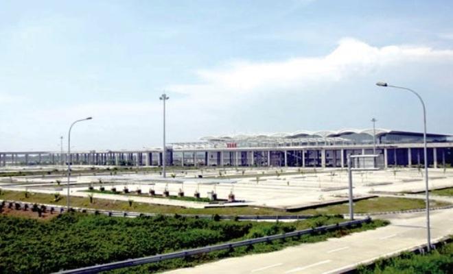 Bandar Udara Kuala Namu Medan Sumatera Utara