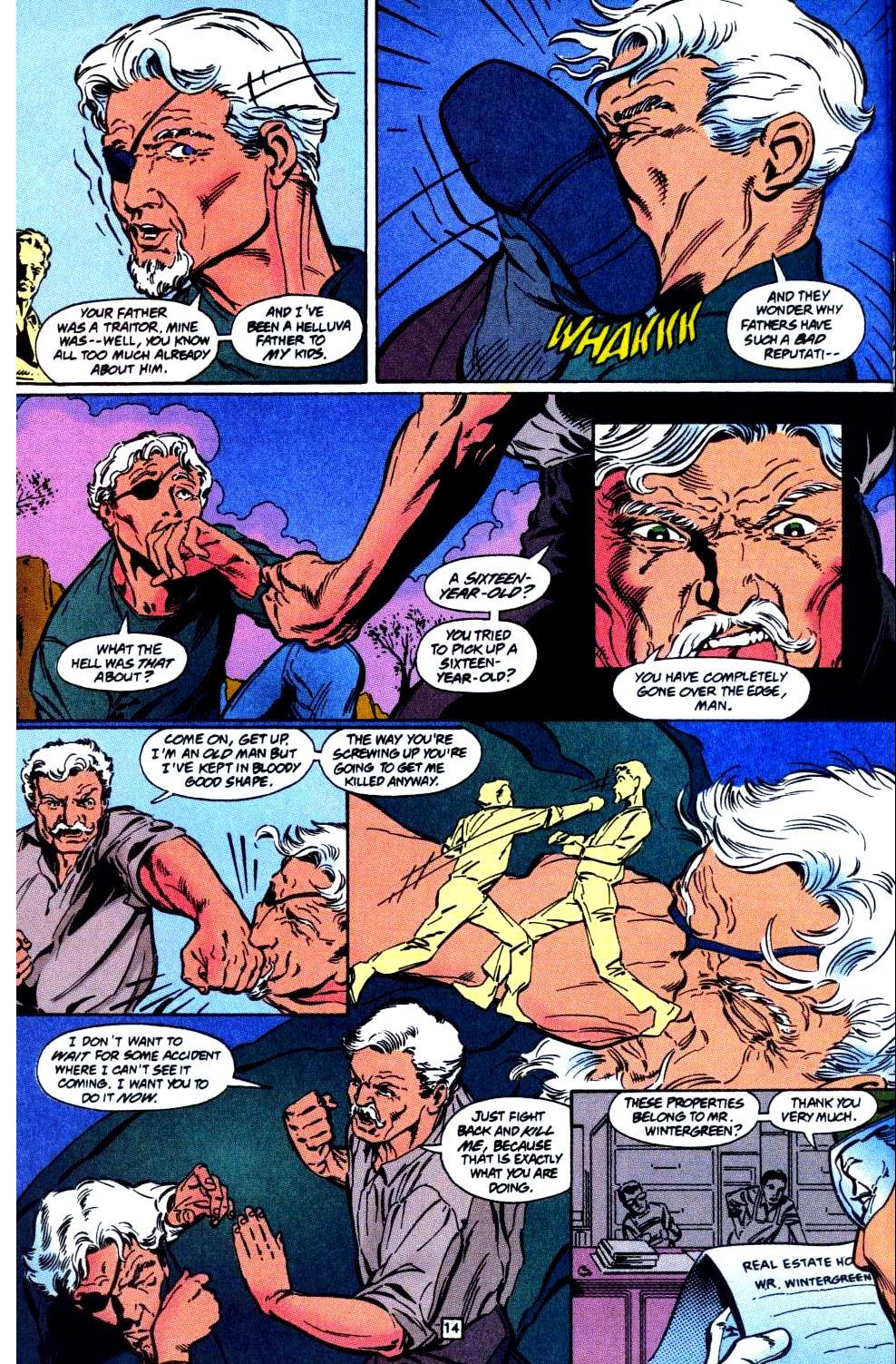Deathstroke (1991) Issue #35 #40 - English 15