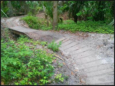 Bike Trail At Soldier's Creek