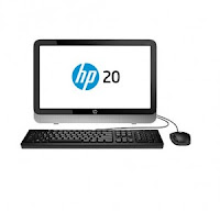Buy HP 20-2312in All-in-One Desktop at Rs.28345 : Buytoearn