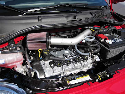 Road Race Motorsports Mid-Ram Intake for the Fiat 500