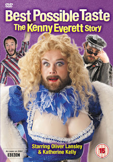 Best Possible Taste: The Kenny Everett Story Cover