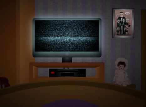 Play Zozel Poltergeist Escape