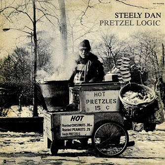 Steely Dan - Pretzel Logic cover