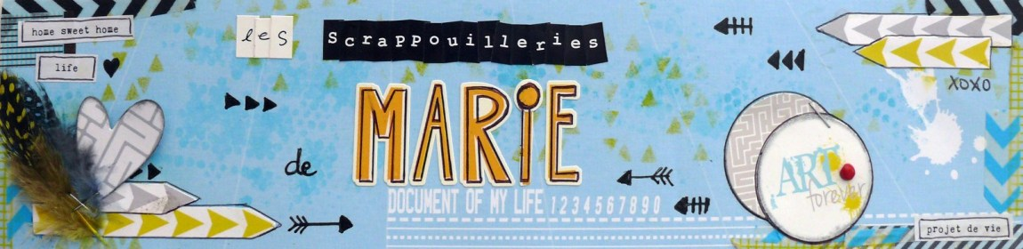 Les scrappouilleries de Marie