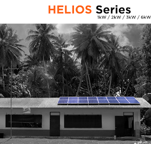 HELIOS OFF-GRID SOLAR PV KITS