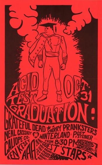 Acid Test Graduation, Octubre 31 de 1966