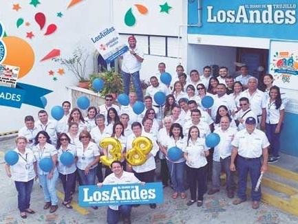 Los 38 del Diario de los Andes