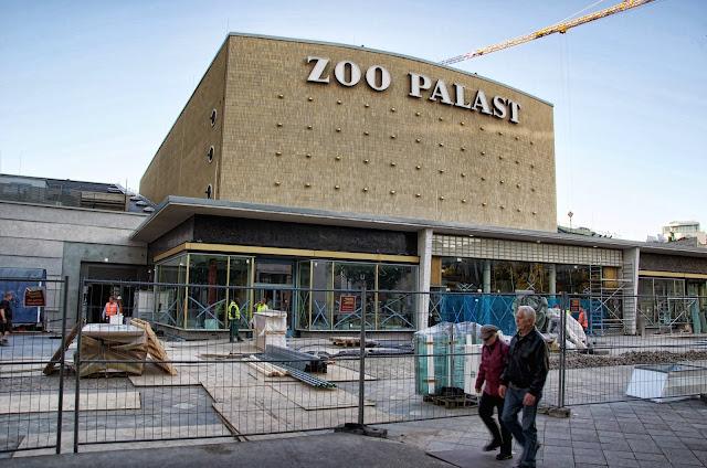 Baustelle Zoo Palast, Hardenbergplatz 8, 10787 Berlin, 24.10.2013