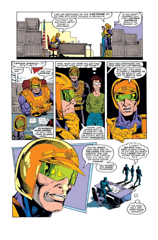 Captain America (1968) Issue #386 #319 - English 3