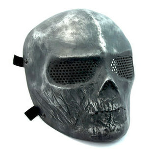 metal motorcycle face masks