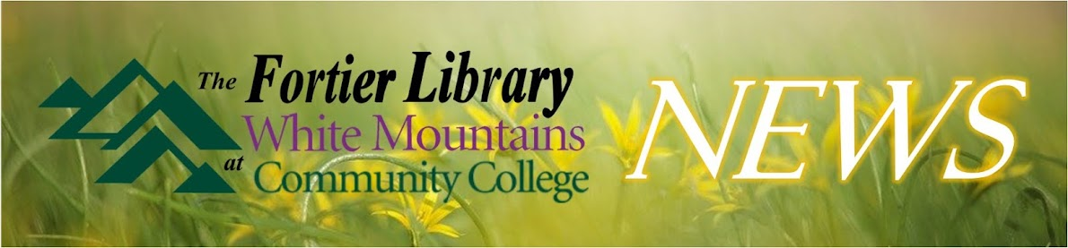 White Mountains Community College Library News