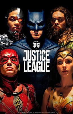 Justice League 2017 Eng HDCAM 400Mb x264
