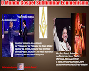 símbolos illuminati, seja em fotos de capa de CDs ou em fotos de divulgação. (gospel subliminar)