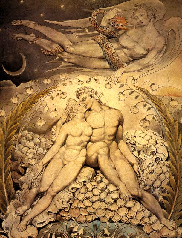 William Blake, Inspirarte, (Megapost)