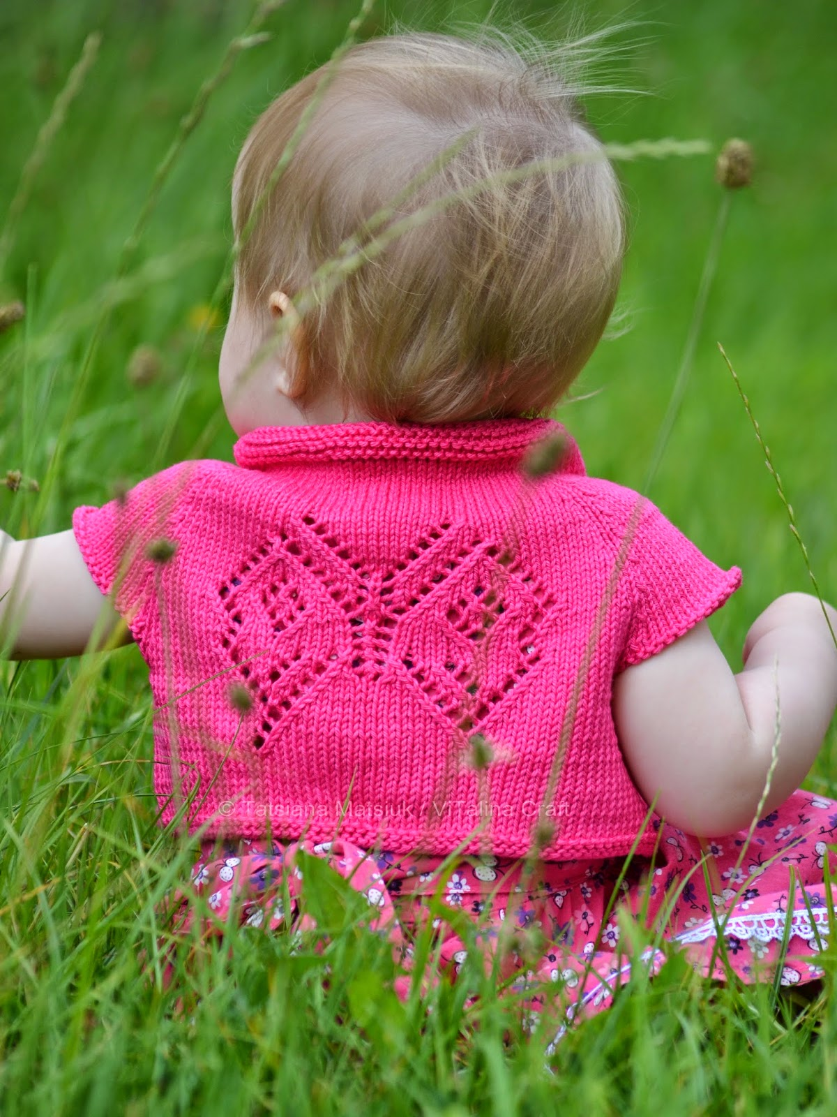Funky Childs Bolero Knitting Pattern Pictures - Sewing Pattern for ...