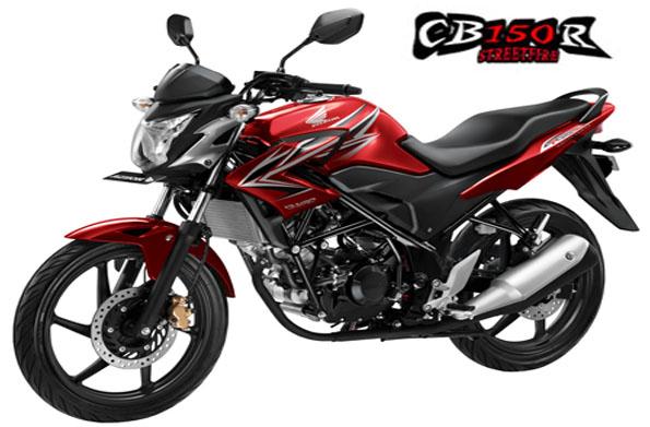 Honda CB 150R Motor