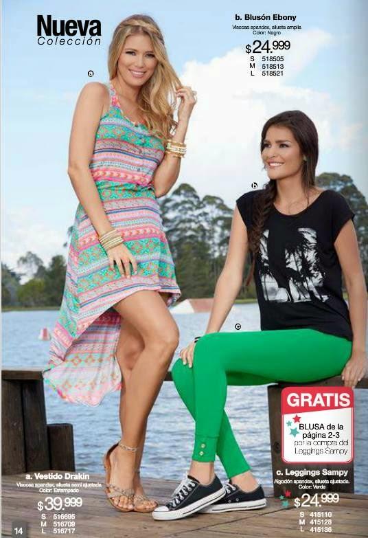 vestido de verano Amelissa C-1 2015