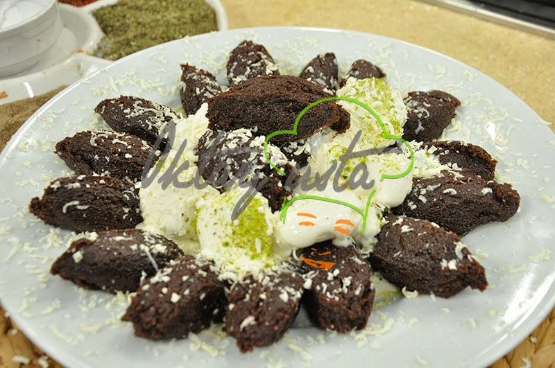 Çikolatalı Kaşık Helvası Tarifi
