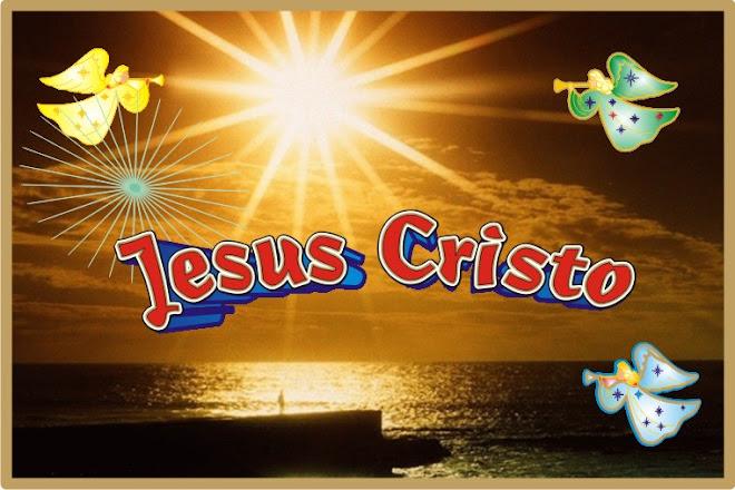 """Jesus Cristo """"O Filho do Altíssimo"""""""