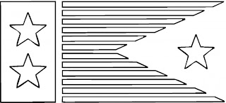 Free Nepal Flag Coloring Pages