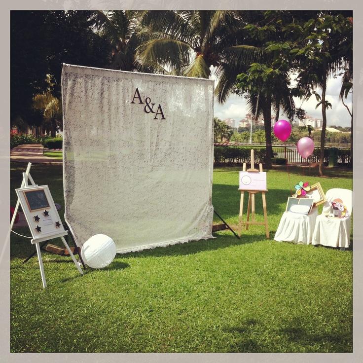 Photocall para tus fiestas for Fotocol de bodas