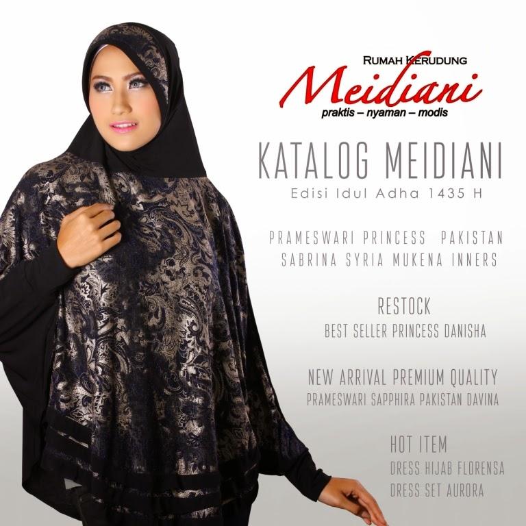 Cover Katalog Meidiani Edisi Idul Adha 1435H