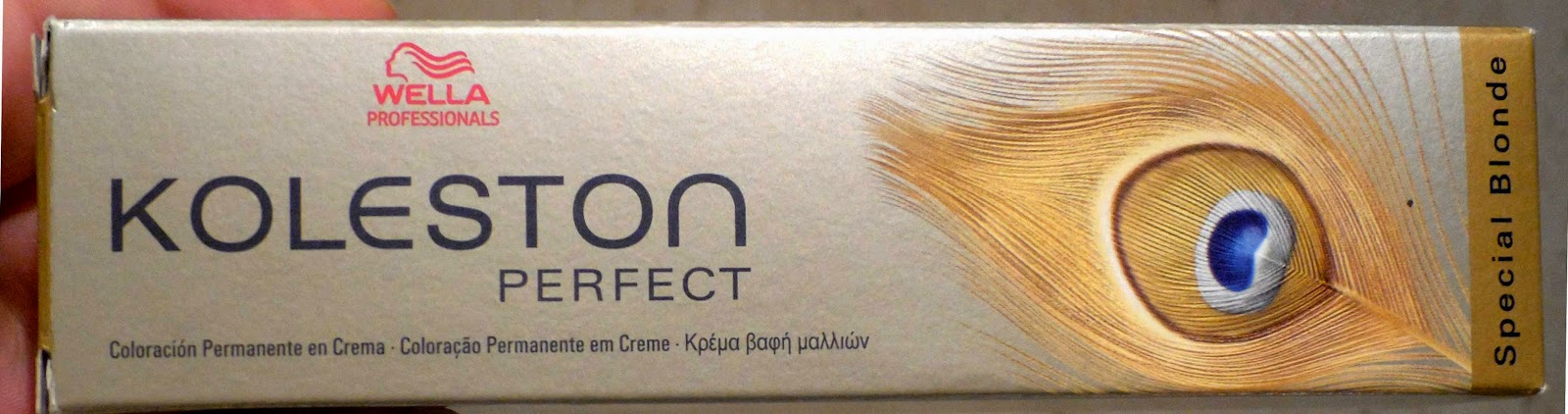 Wella Koleston Perfect 12/96 Super aclarante rubio ceniza violeta