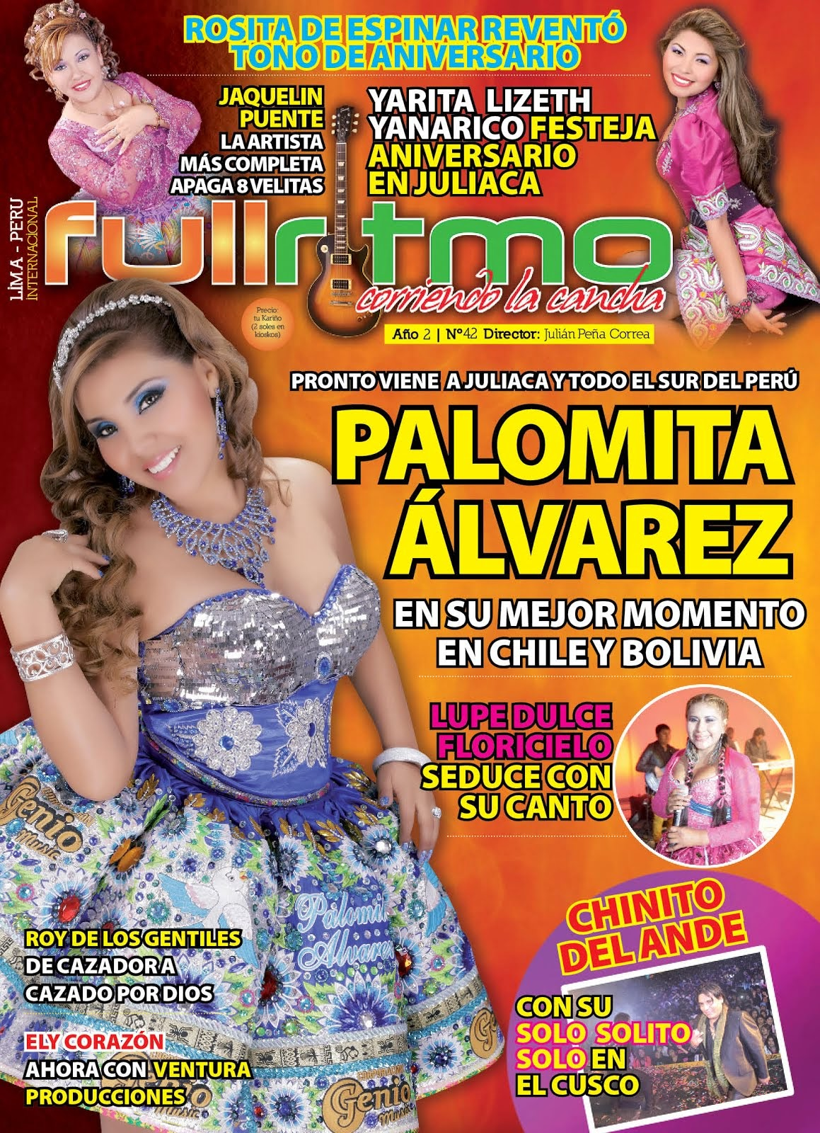 revista full ritmo nro 42