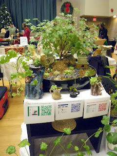 2011 Holiday Craft Fair Vancouver West End Community Centre, ScentedLeaf stand