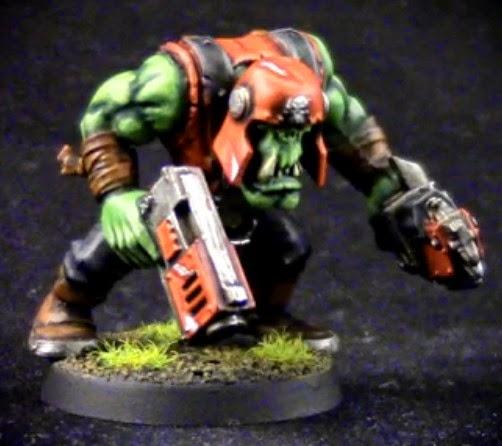 Cómo pintar un Orko