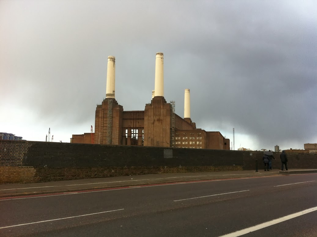 Battersea Power Station, London